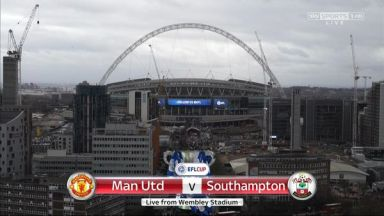 Full match: Manchester United vs Southampton