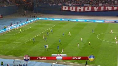 Full match: Croatia vs Ukraine