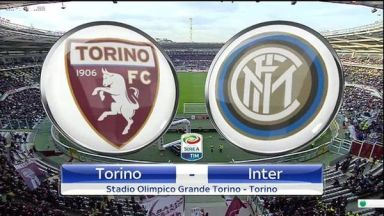 Full match: Torino vs Inter Milan