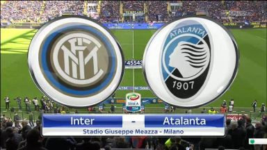 Full match: Inter Milan vs Atalanta