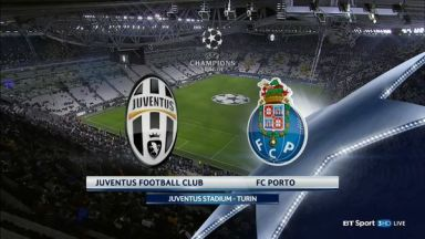 Full match: Juventus vs Porto