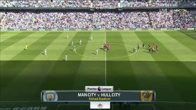 Full match: Manchester City vs Hull City