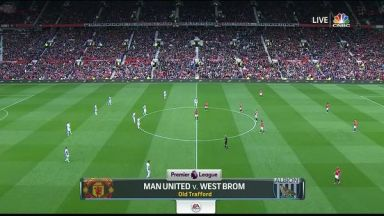 Full match: Manchester United vs West Bromwich Albion