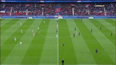 Full match: PSG vs Montpellier