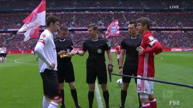 Full match: Bayern Munich vs Mainz 05