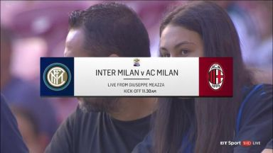 Full match: Inter Milan vs AC Milan