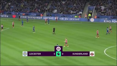 Full match: Leicester City vs Sunderland