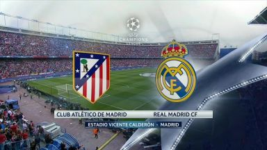 Full match: Atletico Madrid vs Real Madrid