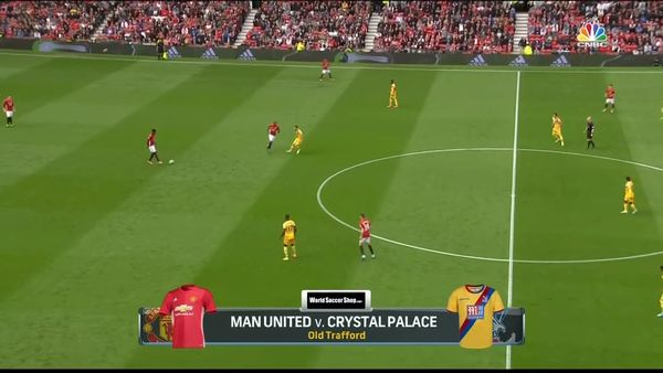 Manchester United vs Crystal Palace Full Match Replay ...