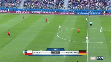 Full match: Chile vs Germany