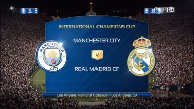 Full match: Manchester City vs Real Madrid