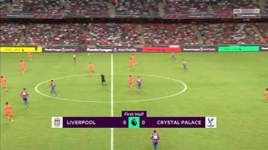 Full match: Liverpool vs Crystal Palace