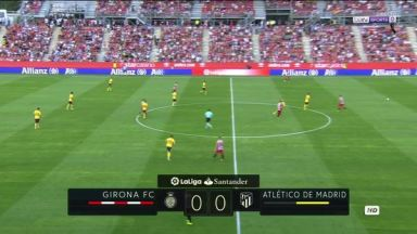 Full match: Girona vs Atletico Madrid
