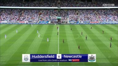 Full match: Huddersfield Town vs Newcastle United