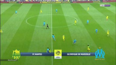 Full match: Nantes vs Olympique Marseille