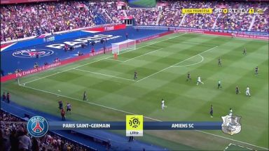 Full match: PSG vs Amiens SC