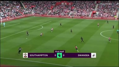 Full match: Southampton vs Swansea City