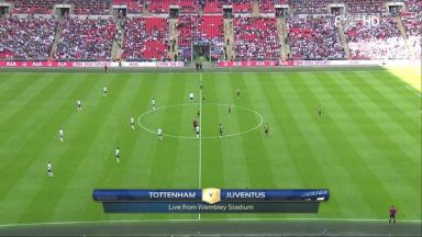 Full match: Tottenham Hotspur vs Juventus