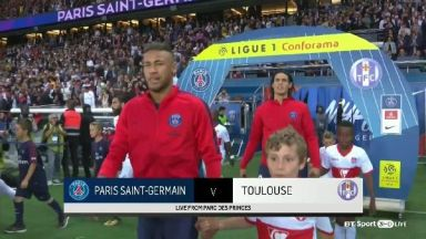 Full match: PSG vs Toulouse