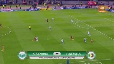 Full match: Argentina vs Venezuela