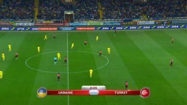 Full match: Ukraine vs Turkey