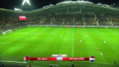 Full match: Belarus vs Netherlands