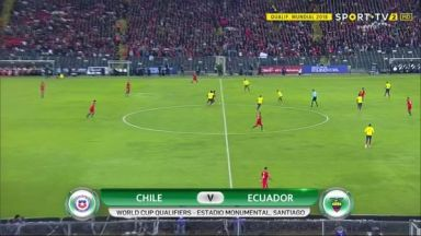 Full match: Chile vs Ecuador