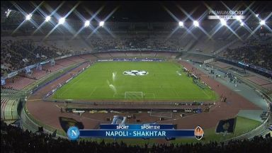 Full match: Napoli vs Shakhtar Donetsk