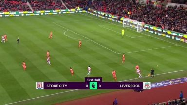 Full match: Stoke City vs Liverpool