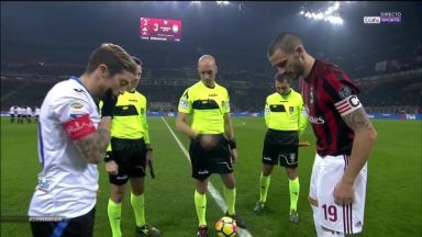 Full match: AC Milan vs Atalanta