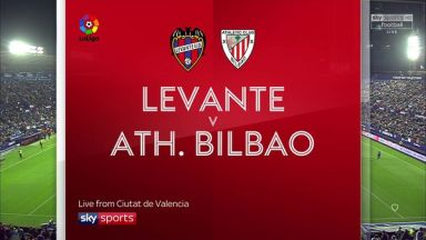 Full match: Levante vs Athletic Bilbao