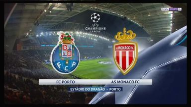 Full match: Porto vs Monaco