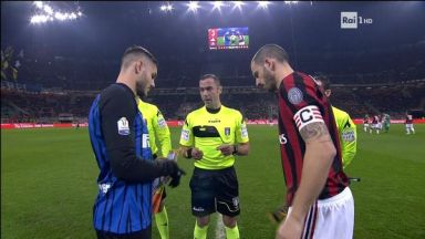 Full match: AC Milan vs Internazionale