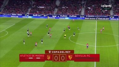Full match: Atletico Madrid vs Sevilla