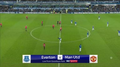 Full match: Everton vs Manchester United