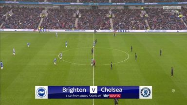 Full match: Brighton & Hove Albion vs Chelsea