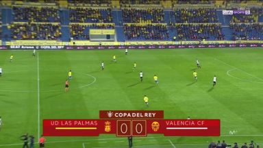 Full match: Las Palmas vs Valencia