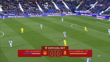 Full match: Leganes vs Villarreal