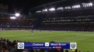 Full match: Chelsea vs West Bromwich Albion