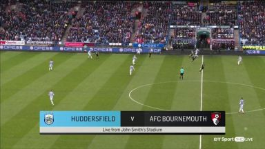 Full match: Huddersfield Town vs AFC Bournemouth