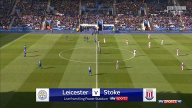 Full match: Leicester City vs Stoke City