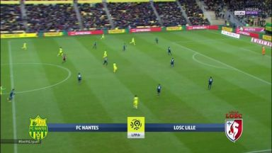 Full match: Nantes vs Lille