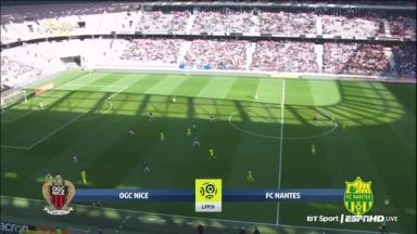Full match: Nice vs Nantes
