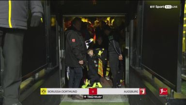Full match: Borussia Dortmund vs Augsburg