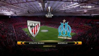 Full match: Athletic Bilbao vs Olympique Marseille