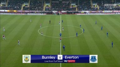 Full match: Burnley vs Everton