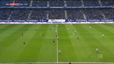 Full match: Hamburger SV vs Hertha BSC