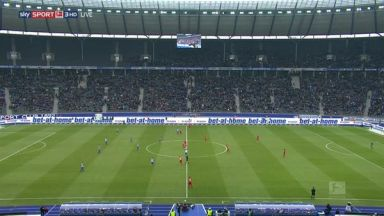 Full match: Hertha BSC vs Freiburg