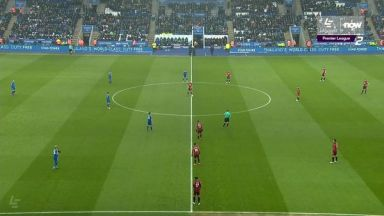 Full match: Leicester City vs AFC Bournemouth