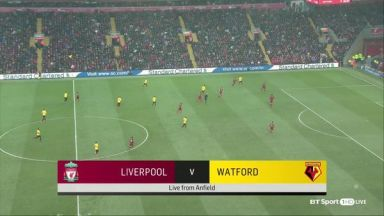 Full match: Liverpool vs Watford
